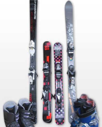 スキー Bタイプ