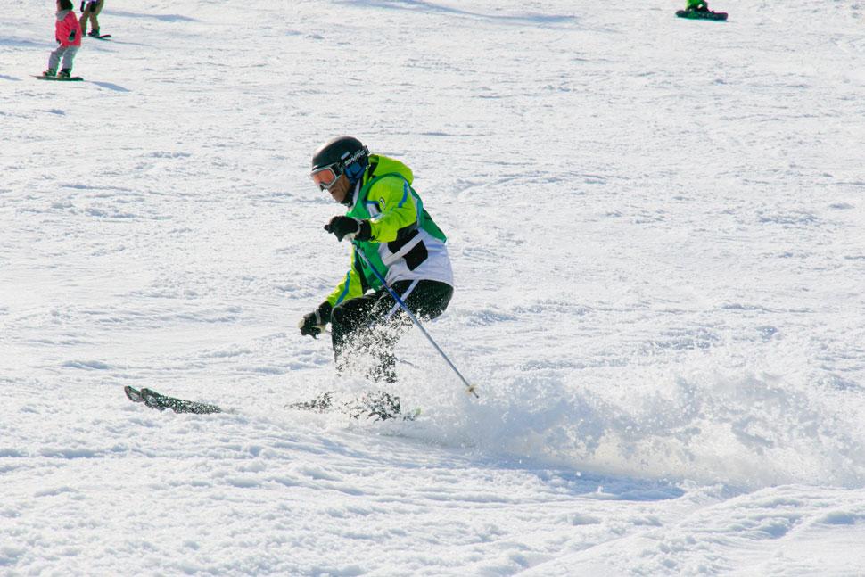 めがひら スキー レンタル